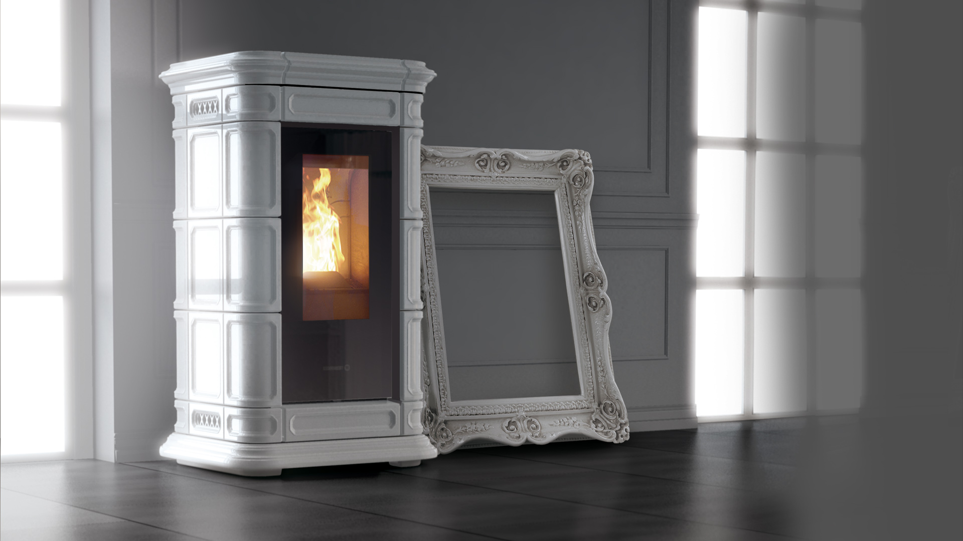 po les granul s st moritz s fires chauffage bois et. Black Bedroom Furniture Sets. Home Design Ideas
