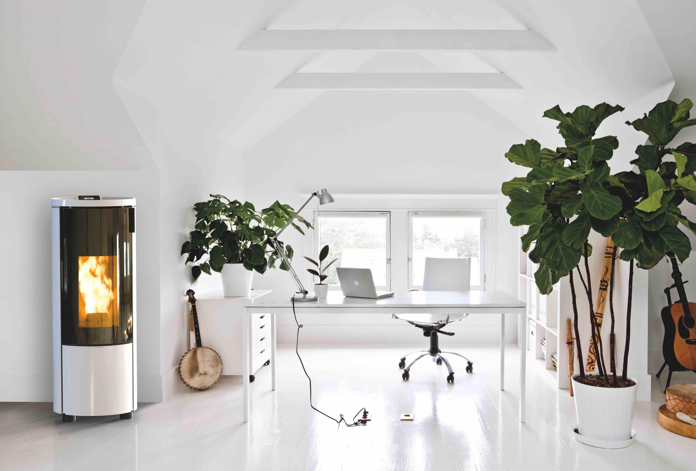 Salon Du Poele A Granule poêles à granulés design pop | thermorossi | s-fires