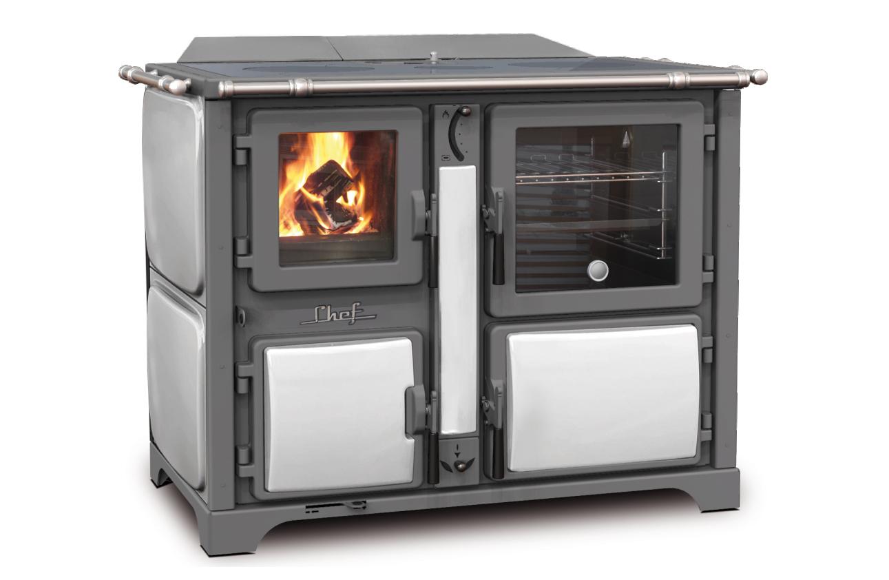 design cuisini re chauffage central au bois cuisine design et d coration photos. Black Bedroom Furniture Sets. Home Design Ideas