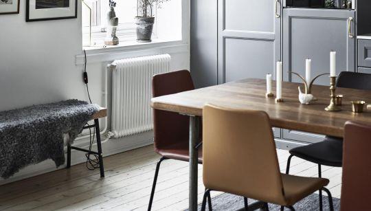 Une décoration moderne et harmonieuse en Suède