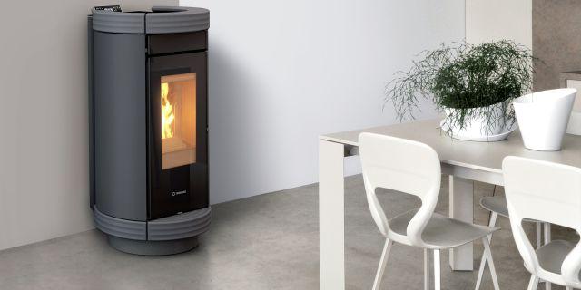 po les granul s dorica s fires chauffage bois et granul s. Black Bedroom Furniture Sets. Home Design Ideas