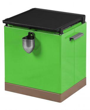 GRILLBOX VERT Métal vert