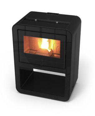 po les granul s cuba 10 s fires chauffage bois et granul s. Black Bedroom Furniture Sets. Home Design Ideas