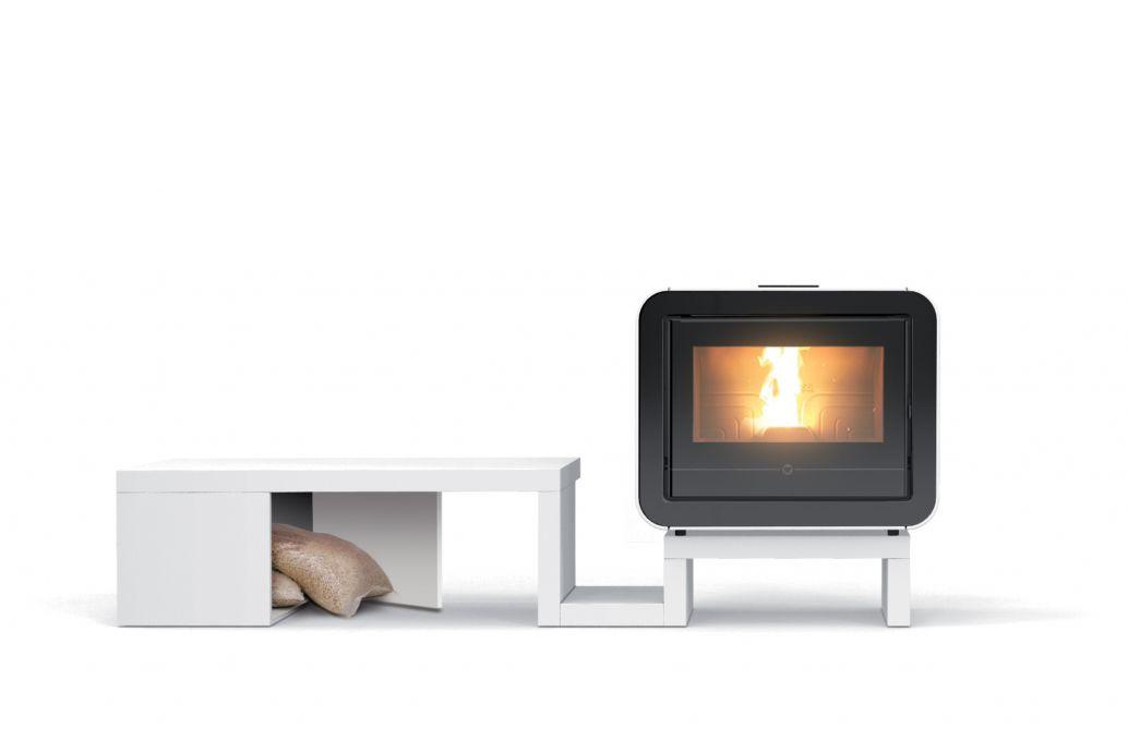 Accessoires banc living scuba s fires chauffage bois for Living accessoires