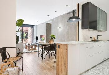 Un appartement industriel